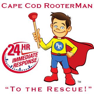 Cape Cod Rooter Man